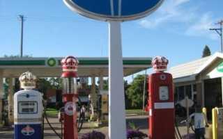 Нефтепереработка и сбыт в США