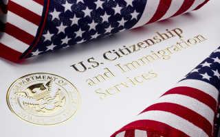 Проблемы европейской иммиграции в США