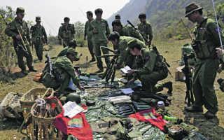 Восстановление Мьянмы после войны
