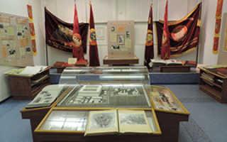 Музеи трудовой славы Перми