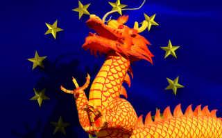 Связи Западной Европы с Китаем