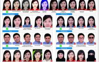 Фото на визу в Китай: какие требования