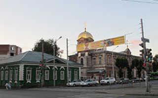 Улица Пушкина в Перми