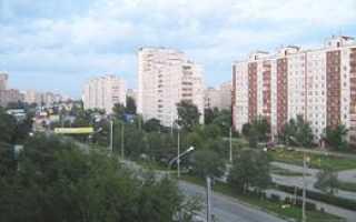 Проспект Ворошилова в Перми