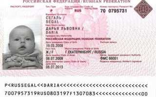 Документы для получения загранпаспорта взрослых и детей