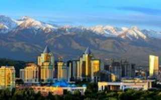 Города Казахстана: ключевые населенные пункты