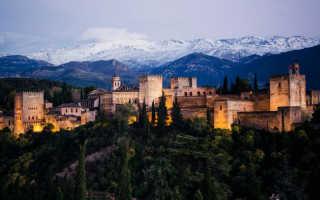 Города Испании с курортами и достопримечательностями