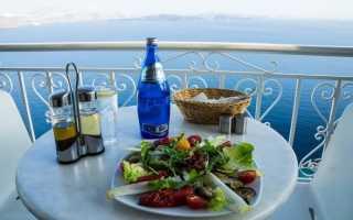 Цены в Греции на продукты, товары и услуги, отдых и жильё