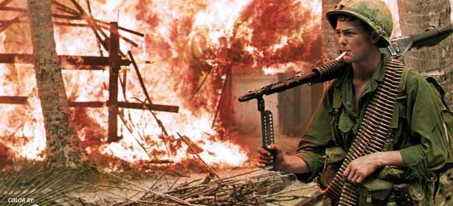 Зверства американских солдат во Вьетнаме и их освещение в прессе