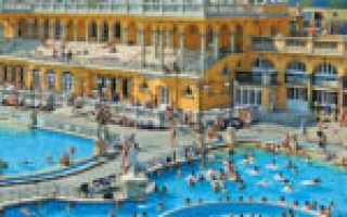 Венгрия зимой: курорты и термальные источники