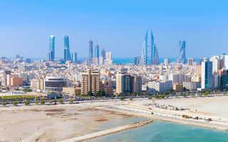 Нефтяная промышленность Бахрейна