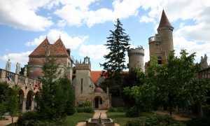 Замки Венгрии, достопримечательности и отели