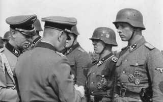 Этническая судьба американских немцев