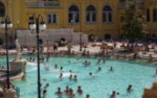 Лечение суставов в Венгрии: лучшие санатории и термальные воды