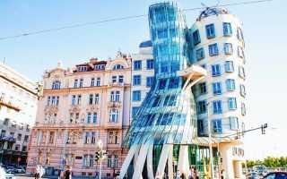 Красивые и крупные города Чехии