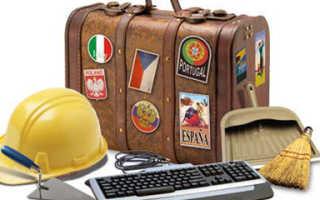Трудовая иммиграция: страны и центры