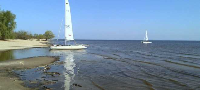 Река Днепр: подробно о каждом участке