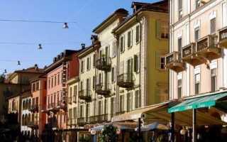 Цены в Швейцарии на еду и жилье, товары и услуги, отдых и развлечения