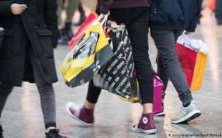 Цены в Германии на еду, жилье и услуги