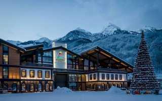 Сочи в декабре: санатории и горнолыжный отдых