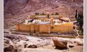Страны Синайского полуострова