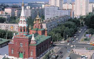 Улица Большевистская в Перми