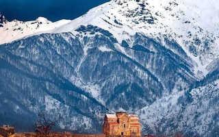 Охрана исторических памятников в Абхазии