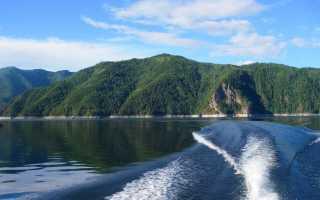 Река Енисей от истока до устья: рыбалка, судоходство и сплавы