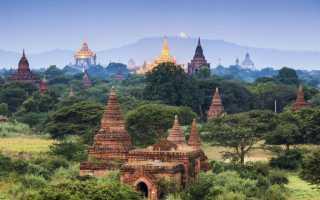 Виза в Мьянму в 2020 году: тонкости оформления для россиян