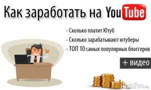 Как стать видеоблогером на YouTube и зарабатывать большие деньги