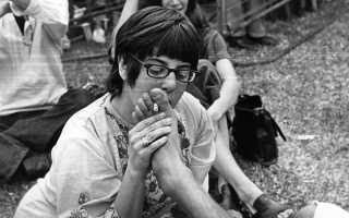 Американская молодежь 70-х годов: хиппи и студенты